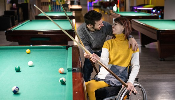 Date ideas for dating with disability